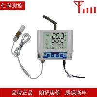 网络型无线温湿度记录仪 温湿度实时显示液晶显示 山东济南