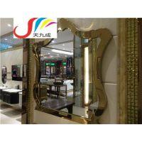 三亚不锈钢镜框|天九成已认证(图)|艺术不锈钢镜框