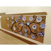 厂家订做带木框1.2米*2米软木告示板 幼儿园环保展示墙板批发