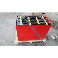 霍克叉车蓄电池6PZB510 霍克叉车电瓶直销价格