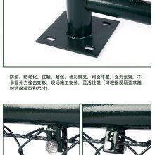 篮球场围栏网 广东学校操场护栏 惠州铁丝网单价 包塑铁线