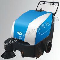 陕西普森手推式智能扫地机、自动扫地车PS-J700