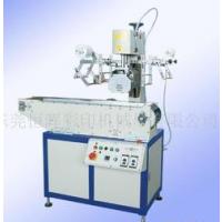 供应热转印机HT-180P气动输送带热转印机恒晖牌标准机器