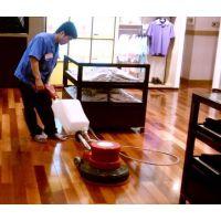 上海普陀区长寿路旧实木地板打磨刷油漆新地板打蜡保养
