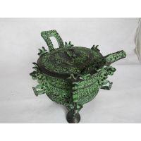 古玩青铜器仿古摆件 王子午鼎,广发青铜器