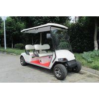 锡牛4座小区物业车 四轮旅游观光电瓶车 高尔夫球车 出口品质 价格低廉