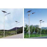 扬州弘旭照明公司常年大量供应太阳能路灯7米45W乡间照明太阳能路灯