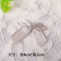 现货直销礼品缎带小花蝴蝶结手工服装辅料衣服装饰小花免费拿样