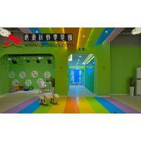 合肥幼儿园装修、早教中心设计、儿童商业空间装修设计