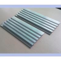 电梯铝质墙身板供应,高级会所专用凹凸长城墙身板