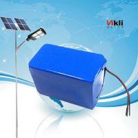 威可力一体化太阳能路灯专用锂电池24V 60AH充电锂电池