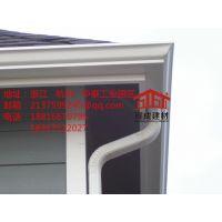 长沙金属成品檐沟天沟壁厚在 0.7-2.0mm 18357122027