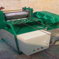 辰骄机械供应三联压辊扁线机一次成型方便可靠