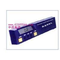 中西数显倾角仪 中国 库号:M208046