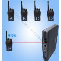 科镁电话录音仪 嵌入式录音盒 独立式录音仪 录音盒 无线对讲机录音 录音软件