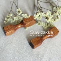 原木方形哑铃筷架 寿司餐厅酒店用品 日式餐具 筷子夹 筷枕