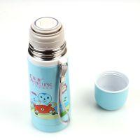 迪士尼不锈钢真空保温杯 男女士办公水杯 米奇子弹头杯免费印LOGO