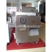 供应自动绞肉切肉机 自动切肉机 QJR-400型切肉机——电动切肉机