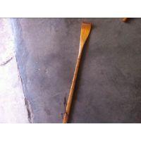 高档扁柄复古本色木质49cm抓痒器 痒痒挠 不求人 带竹结 印logo