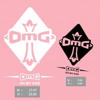 lol英雄联盟卫衣OMG战队服比赛队热转印烫画 潮流韩版棒球服烫画