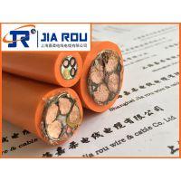 伺服电缆 伺服电机动力电缆