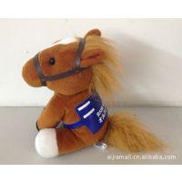 日单正品 日本第53回赛马纪念  小马儿 外贸原单 毛绒玩具公仔