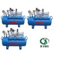 空气增压器_气动增压泵_压缩空气增压系统批发