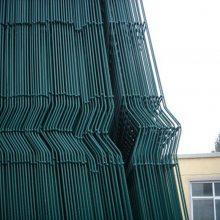 旺来铁丝网围栏设备 公路隔离网栏 车间隔离帘