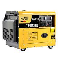 5KW移动式柴油发电机价格