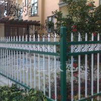 石家庄厂家直销小区别墅厂区锌钢铁艺护栏 隔离栅 围栏