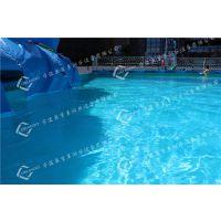 私家框架式游泳水池