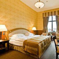豪华酒店卧室成套家具 实木双人床 宾馆酒店 别墅 家具定制 批发