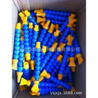 嘉隆现货供应塑料冷却管 1/2 3/8 1/4万向管 竹节管 可调开关冷却管