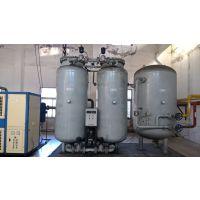 供应制氮机碳分子筛粉化、消音器喷出黑灰是什么原因解决方法(苏发气体)