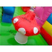 儿童充气汽包款式 孩子们喜欢的充气滑梯款式 实惠的充气蹦床在哪买