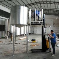 广州方联供应不锈钢高位罐、304不锈钢高位罐安装 酿酒配套设备
