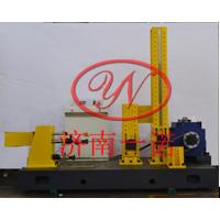 一诺微机控制半圆槽曳引轮粗糙度摩擦系数试验台