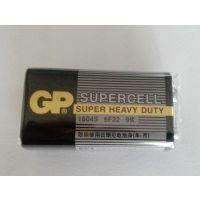 原装正品 GP/超霸 1604S 6F22 9伏 中文装 碳性电池