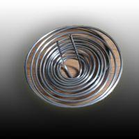 厂家定制优质不锈钢耐腐蚀换热翅片盘管不锈钢蚊香盘管