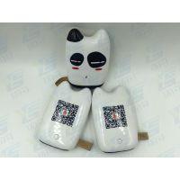 样样红贡茶定做龙猫充电宝 7800毫安移动电源定制