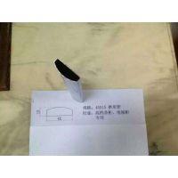 不锈钢家具厂直销电视柜专用201不锈钢拱形管,大量现货