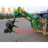 惠民汽油土地挖坑机 四冲程汽油打眼机 轻便式挖坑机