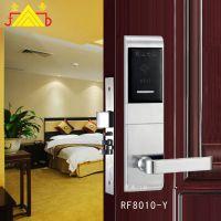 金帝酒店门锁厂家直销减少中间商赚差价 RF8010磁卡锁批发 感应门锁