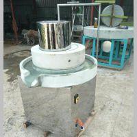 原生态电动石磨豆浆机 豆类食品加工机械石磨机