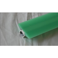 Bezel专业生产小铝轨护栏 输送机护栏配件 38.1宽小C护栏