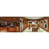 供应山东服装展柜制作厂家济南款服装展柜道具设计生产制作加工代理批发销售公司