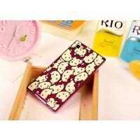韩国iphone5s潮牌蓝光电镀手机壳苹果5可爱卡通大黄蜂边框保护套