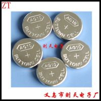 AG10纽扣电子 电子蜡烛电子  AG10电池