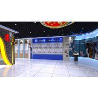 西安地税文化展厅方案设计