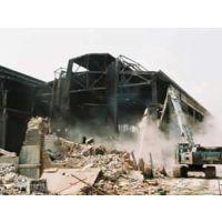 上海专业承包厂房拆除工程,南汇废旧厂房拆除拆迁公司,外高桥专业承接厂房拆除